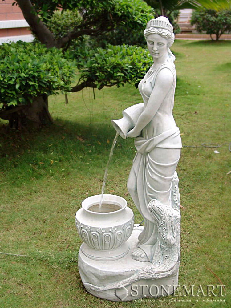 26. Скульптура садовая