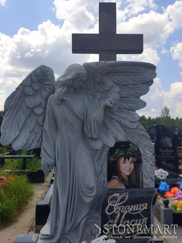 87. Крыло ангела
